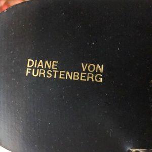 Diane Von Fürstenberg sandals NWOT